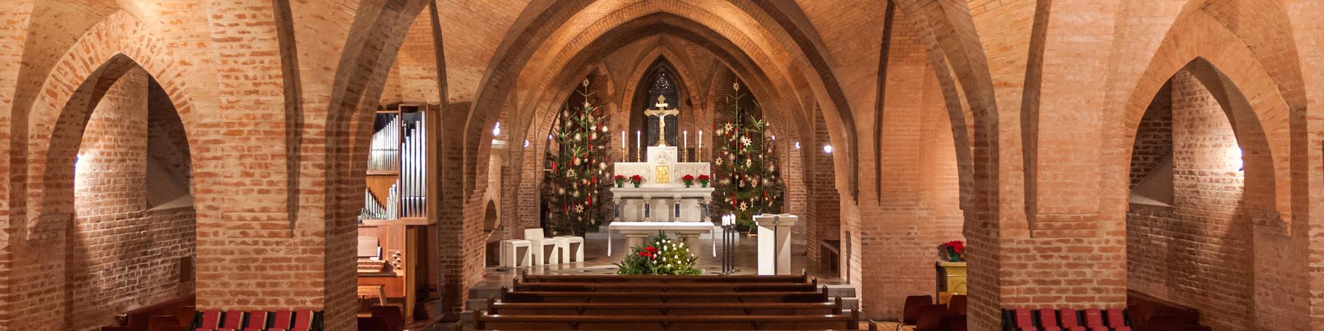 Willkommen auf der Webseite der Pfarre Graz-Herz-Jesu